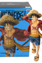 One Piece – Magazine Monkey D. Luffy