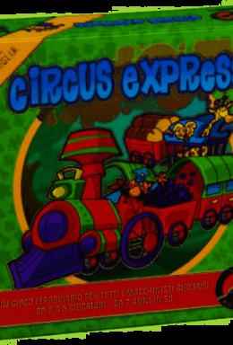 Copertina di Circus Express