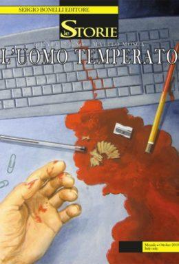 Copertina di Le Storie 85 – L'uomo Temperato