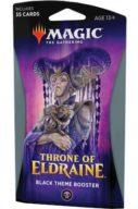 Magic The Gathering Throne of Eldraine Theme Booster Nero