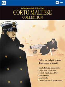 Copertina di Corto Maltese Collection (6 Dvd)