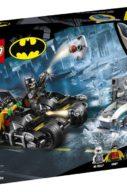Dc Comics: Lego 76118 – Super Heroes – Batman Battaglia Sul Bat-Ciclo Con Mr. Freeze