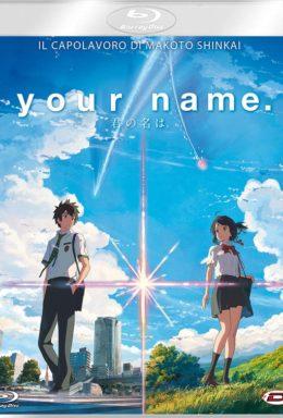 Copertina di Your Name – Bluray