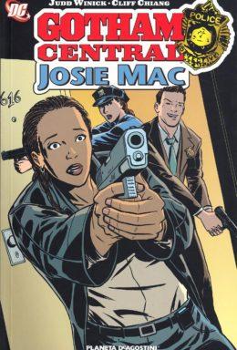 Copertina di Gotham Central Speciale n.2 – Josie Mac