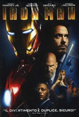 Copertina di Iron Man – DVD