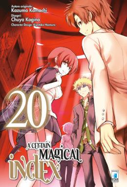 Copertina di A Certain Magical Index n.20 – Mitico267