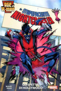 Copertina di Age of X-Man n.3 – Nightcrawler