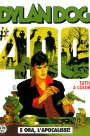 Dylan Dog n.400 B – Angelo Stano