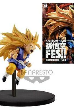 Copertina di Dragon Ball Gt Son Goku SS3 Figure