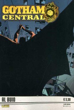 Copertina di Gotham Central n.7