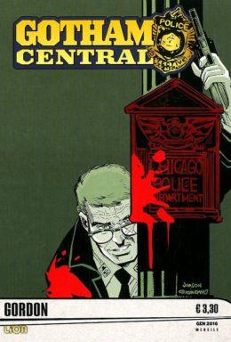 Copertina di Gotham Central n.11