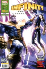 Infinity Countdown Le Gemme dell'Infinito