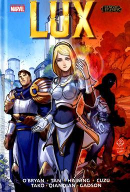 Copertina di League Of Legends 2 – Lux