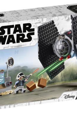 Copertina di Lego 75237 – Star Wars – Tie Fighter Attack
