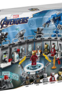 Marvel: Lego 76125 – Super Heroes – Iron Man – Sala Delle Armature