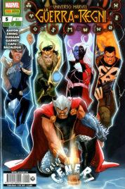 Universo Marvel – La Guerra Dei Regni n.5