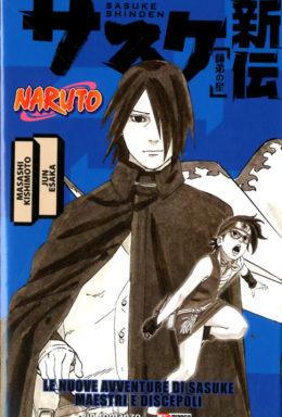 Copertina di Nuove Avventure Di Sasuke – Romanzo