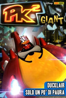 Copertina di Pk Giant 3k Edition 49 – Pk2 Giant n.1