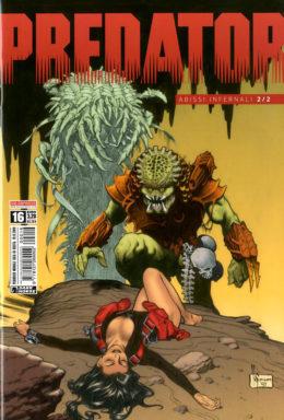 Copertina di Predator n.16
