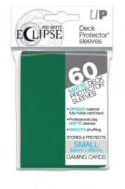 Ultra Pro – PRO-Matte Eclipse Standard 60 pz Verde