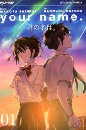 Your Name Manga n.1