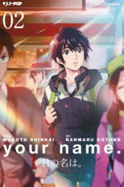 Your Name Manga n.2