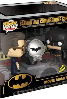 Copertina di Movie Moments – Batman and Commissioner Gordon – Funko Pop 291