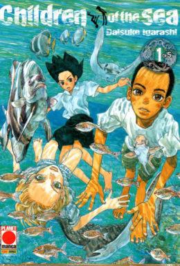 Copertina di Children of The Sea – I Ristampa