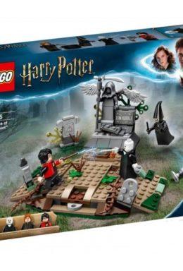 Copertina di Lego 75965 – Harry Potter – Il Risorgimento Di Voldemort