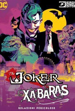 Copertina di Batman Dylan Dog – Villains Cover