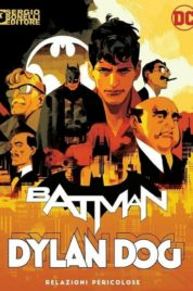 Batman Dylan Dog – Heroes Cover