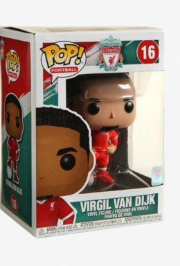 Copertina di Liverpool Virgil Van Dijk Funko Pop