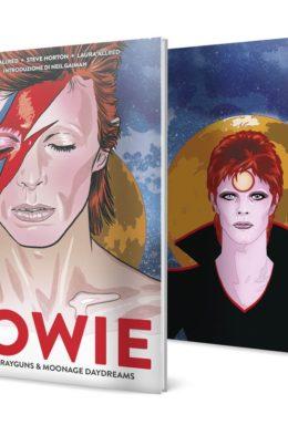 Copertina di Bowie