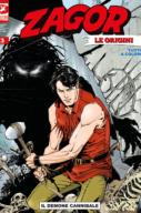 Zagor – Le Origini n.3 – Il Demone Cannibale