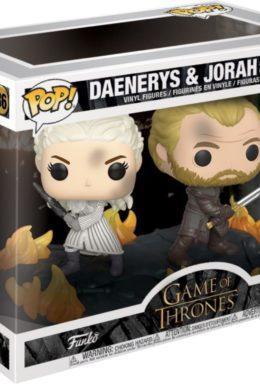 Copertina di Game Of Thrones Daenerys & Jorah