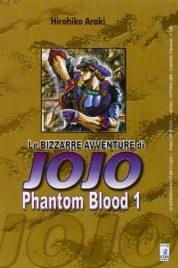 Phantom Blood – Le bizzarre avventure di Jojo – Saga Completa