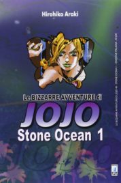 Stone Ocean – Le bizzarre avventura di Jojo – Saga Completa