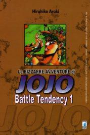 Battle Tendency – Le bizzarre avventure di Jojo – Saga Completa