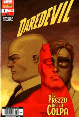 Copertina di Devil E I Cavalieri Marvel n.100 – Daredevil 7