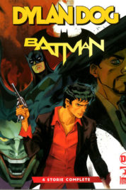 Dylan Dog/Batman – Dylan Dog gigante n.23