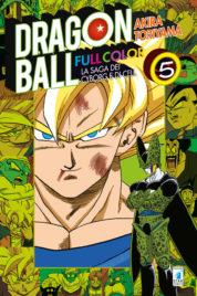 Dragon Ball Full Color n.25 – La saga dei Cyborg e di Cell (5 di 6)