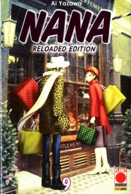Copertina di Nana – Reloaded Edition n.9