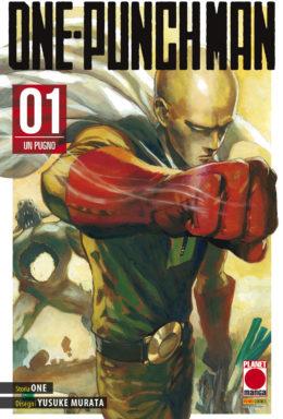 Copertina di One-Punch Man – Saga Completa