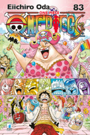 One piece New Edition n.83 – Greatest 240