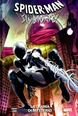 Copertina di Spider-Man – Simbionte