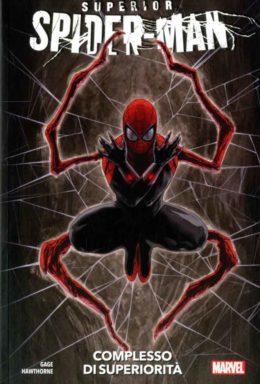 Copertina di Superior Spider-Man n.1