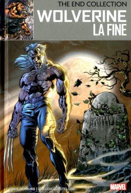 Copertina di Wolverine – La Fine