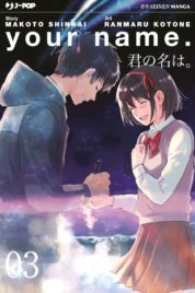 Your Name Manga n.3
