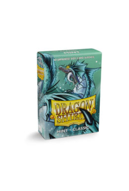 Copertina di Dragon Shield – Mint Classic