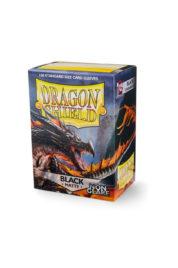Dragon Shield – Matte NonGlare Black 100 pz